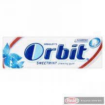 Orbit rágógumi 10db 14g Sweetmint