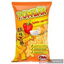 Chio Pom Bar 50g tejfölös paprikás
