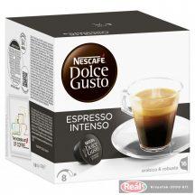 Nescafé Dolce Gusto kávékapszula 112g Espresso intenso