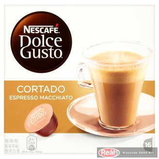 Nescafé Dolce Gusto kávékapszula 100,8 g Cortado