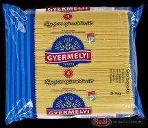 Gyermelyi ömlesztett 4 tojásos Spagetti tészta