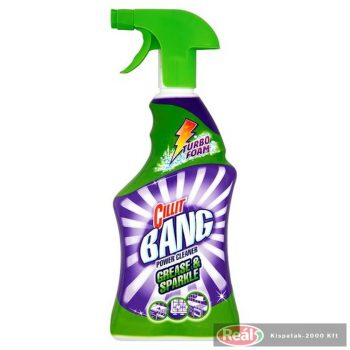 Cillit Bang zsíroldó spray 750ml