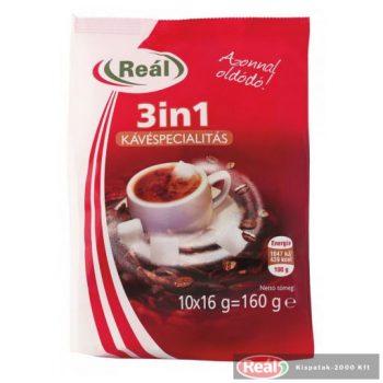 Reál 3in1 kávéspecialitás 10x16g