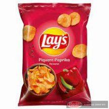 Lay's chips 60g  Piquant paprika Pikáns paprikás