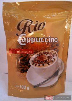 Rio cappuccino 100g classic