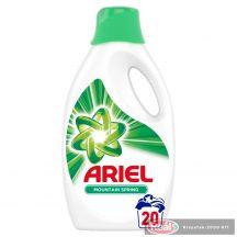 Ariel mosógél 1,1l (20 mosás) Mountain spring
