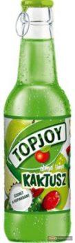 Topjoy 0,25l alma-lime-kaktusz üveges