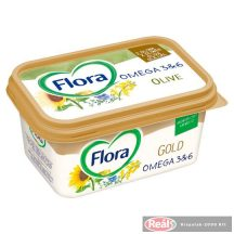 Flora gold margarin s  70 %  obsahom tuku