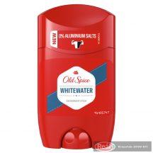 Old Spice tuhý dezodorant Whitewater 50ml