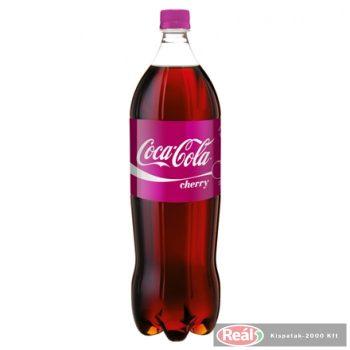 Coca Cola Cherry üdítő 1,75l PET