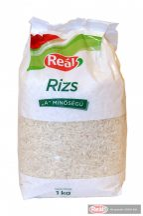 """Reál """"A"""" minőségű rizs 1kg"""