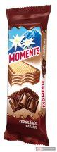 Moments csokoládé krémmel töltött ostyaszelet 45g