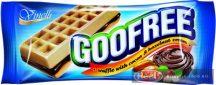 Goofree wafle plnené kakaovo-orieškovým krémom 50g