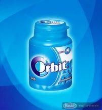 Orbit dobozos rágógumi 46db Peppermint