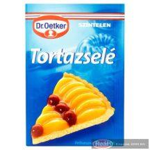 Dr. Oetker tortové želé v prášku - bezfarebné 12g
