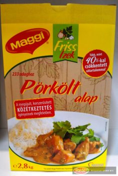 Maggi pörköltalap hozzáadott só nélkül friss ízek 2,8kg
