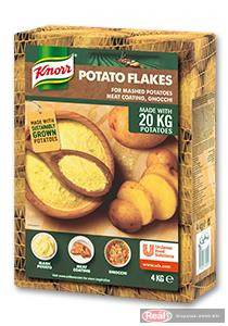 Knorr tejes burgonyapüré pehej 4kg