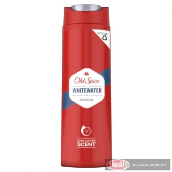 Old Spice tusfürdő 400ml Whitewater