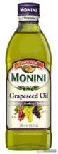 Monini szőlőmagolaj 0,5l