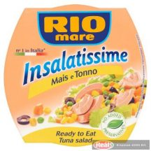 Riomare Insalatissime tonhalsaláta kukoricával 160g