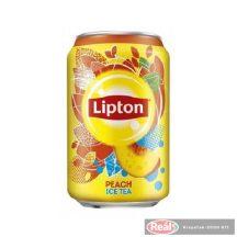 Lipton Icetea 0,33l barack ízű dobozos