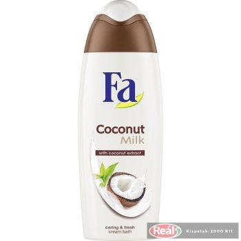 Fa tusfürdő 250ml Coconut Milk