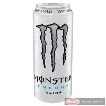 Monster energiaital 0,5l Ultra Fiesta dobozos