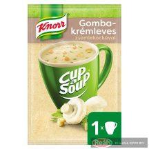 Knorr por leves 15g instant gombakrém