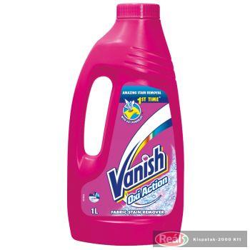 Vanish 1l Pink folttisztító adalék