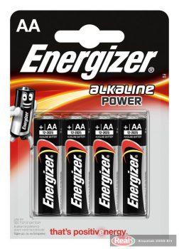 Energizer Power B4 AA ceruza elem 4db