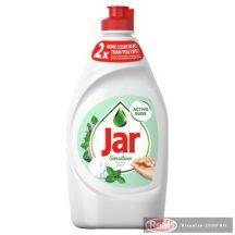 Jar mosogatószer 450ml sensitive tea-mint
