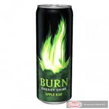 Burn energiaital 0,25l alma-kiwi dobozos