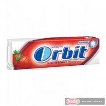 Orbit rágógumi 10db 14g Strawberry