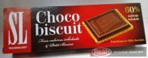 SL Choco Biscuit 125g Tejcsokoládéval mártott keksz