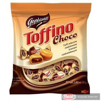 Toffino Choco Karamella csokoládé krémmel töltve 80g