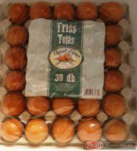 Vitaleggs tojás tálcás 30db M-es méretű