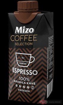 Mizo Coffee Selection Espresso mliečna káva 330m