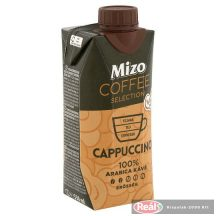 Mizo Coffee Sel.Cappuccino UHT laktózm.félzs.kávés tej 330ml