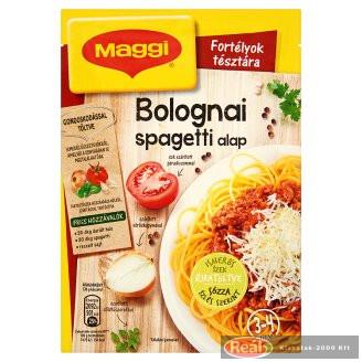 Maggi alap 40/42g bolognai spagetti