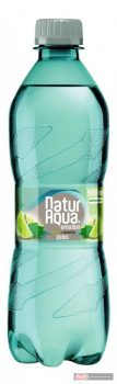 Naturaqua Emotion üdítő 0,5l zero lime-menta PET