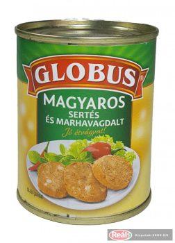 Globus magyaros sertés-marha vagdalthús 130g