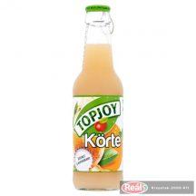 Topjoy 0,25l körte üveges