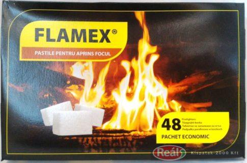Flamex alágyujtós 48db