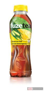 Fuze tea 0,5l citrom-citromfű PET