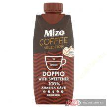 Mizo Coffee Sel.Doppio UHT laktózm.félzs. kávés tej 330ml