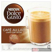 Nescafé Dolce Gusto kávékapszula 160g cafe au lait