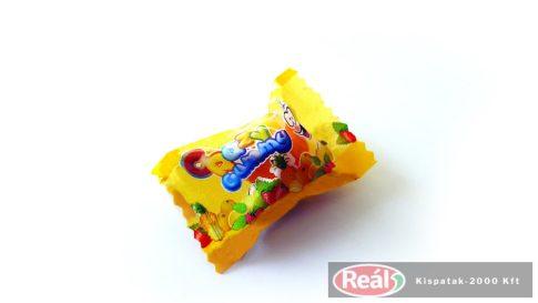 Crazy gummy rágó 1 szem 3,25g gyümölcsös