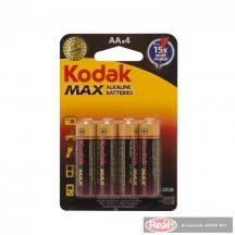 Kodak Max elem 4 db AA