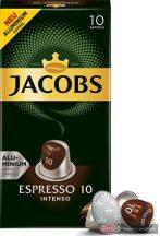 Jacobs kapszulás kávé 10db-os espresso