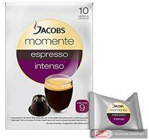 Jacobs kapszulás kávé 10db-os intenso